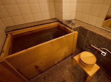 あやめ 檜内風呂